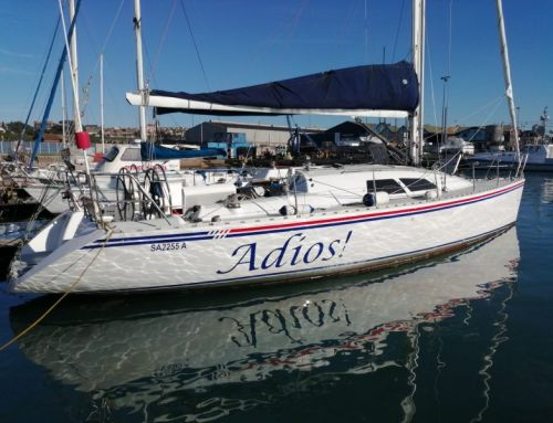A new Yacht to Race in PE