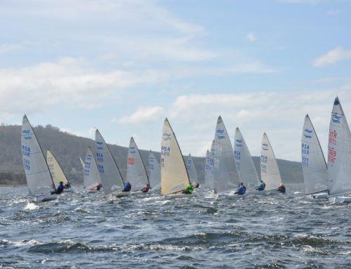 Laser & Finn National Sailing Championships 2020
