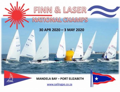 Laser & Finn Nationals 2020