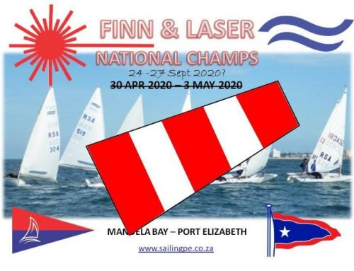 Laser & Finn National's Postponed