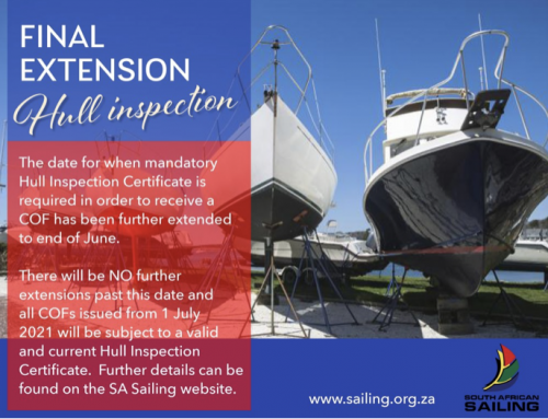 Final Hull Inspection Extension
